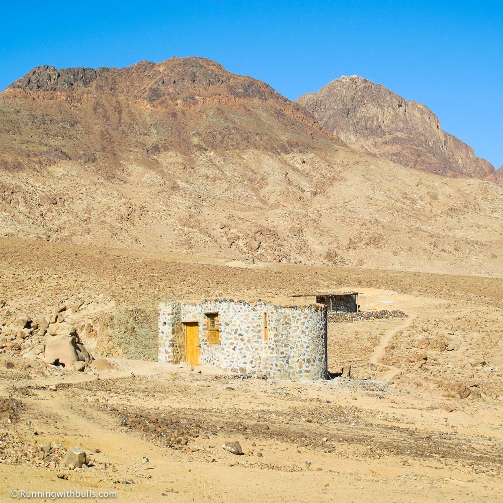 Stone house, Sinai Desert