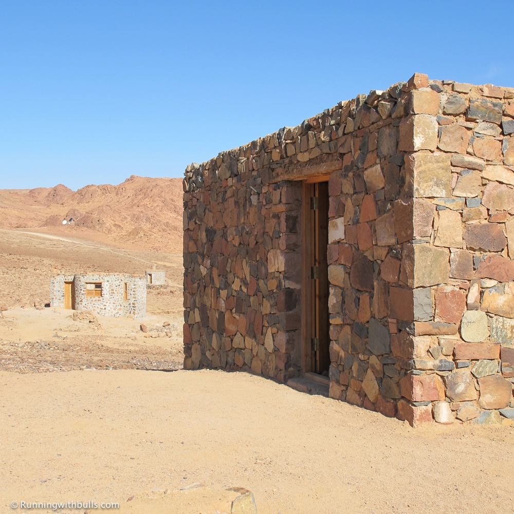 Stone house, Mount Sinai Ecolodges