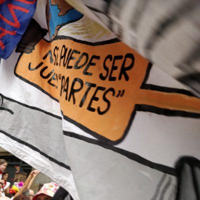 el cartel de la peña oberena 2018